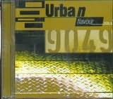CD image UBRAN FLAVOUR V II