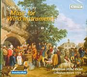 DRUSCHETZKY / MUSIC FOR WIND INSTRUMENTS / AMPHION WIND OCTET