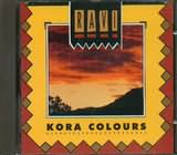 CD image RAVI / KORA COLOURS