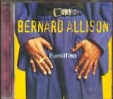 CD image BERNARD ALLISON / FUNKIFINO