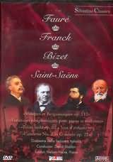 FAURE - FRANCK - BIZET - SAINT - SAENS / <br>ORCHESTRA DELLA SVIZZERA ITALIANA - SHALLON - FREIRE - (DVD)