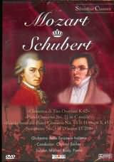 MOZART - SCHUBERT / <br>CLEMENZA DI TITO - PIANO CONCERTO NO.2 - RONDO FROM PIANO CONCERTO NO16 - SYMPHONY NO3 - (DVD)