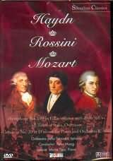 HAYDN - ROSSINI - MOZART / <br>SYMPHONY NO.103 - IL TURCO IN ITALIA - CONCERTO NO.2 / <br>MAAG - (DVD)