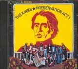 CD image KINKS / PRESERVATION ACT 1