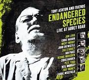 CD + DVD image TONY ASHTON AND FRIENDS / ENDANGERED SPECIES (2 CD + DVD)