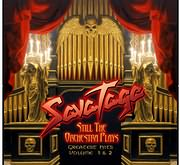 CD + DVD image SAVATAGE / STILL THE ORCHESTRA PLAYS - GREATEST HITS (2 CD + DVD)