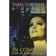 DVD - CD image TARJA TURUNEN AND HARUS - IN CONCERT - LIVE AT SIBELIUS HALL - (DVD)