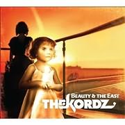 CD + DVD image THE KORDZ / BEAUTY AND THE EAST (CD + DVD)