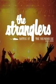 DVD image THE STRANGLERS - RATTUS AT THE ROUNDHOUSE - (DVD)