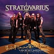 DVD image STRATOVARIUS - UNDER FLAMING WINTER SKIES - LIVE IN TAMPERE - (DVD)
