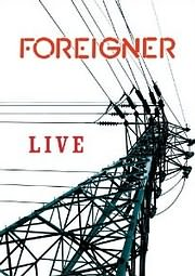 DVD image FOREIGNER - LIVE IN CHICAGO - (DVD)