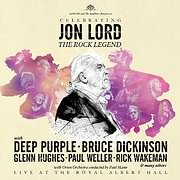DVD image JON LORD AND FRIENDS / CELEBRATING JON LORD (2DVD) - (DVD)
