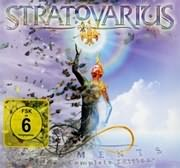CD + DVD image STRATOVARIUS / ELEMENTS PART 1 AND 2 (3CD+DVD)