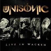 CD + DVD image UNISONIC / LIVE IN WACKEN (CD+DVD)
