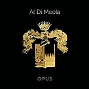 CD image for AL DI MEOLA / OPUS