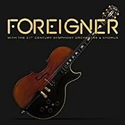 LP: FOREIGNER / WITH THE 21ST CENTURY SYMPHONY ORCHESTRA AND CHORUS (2LP+DVD) (VINYL) [4029759125679]