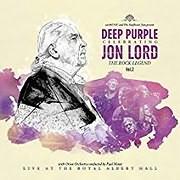 CD image for JON LORD / DEEP PURPLE CELEBRATING JON LORD (2LP) (VINYL)
