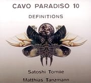 CAVO PARADISO 10 DEFINITIONS - (VARIOUS) (2 CD)