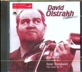 CD image BARTOK / VIOLIN SONATA NO.1 - SHOSTAKOVICH / VIOLIN SONATA OP.134 / OISTRAKH EDITION VOL.5