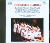 CD image CHRISTMAS CAROLS / WORCESTER CATHEDRAL CHOIR