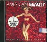 CD image AMERICAN BEAUTY - (THOMAS NEWMAN) - (OST)