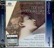 HANDEL / ODE FOR ST CECILIAS DAY HWV 76 CORO DELA RADIO SVIZZERA I BAROCCHISTI - DIEGO FASOLIS (SACD)