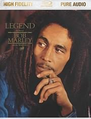 DVD image BLU - RAY AUDIO / BOB MARLEY: LEGEND