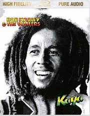 DVD image BLU - RAY AUDIO / BOB MARLEY - KAYA