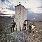 LP image THE WHO - WHO S NEXT (VINYL)