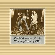 LP image RICK WAKEMAN / THE SIX WIVES OF HENRY VIII (VINYL)