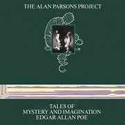 DVD image BLU - RAY AUDIO / ALAN PARSONS PROJECT - TALES OF MYSTERY AND IMAGINATION EDGAR ALLAN POE