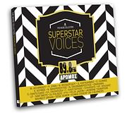 CD image DROMOS SUPERSTAR VOICES - THE MUSIC COLLECTION - (VARIOUS)