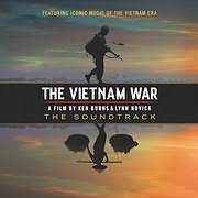 CD Image for THE VIETNAM WAR (THE SOUNDTRACK) - (OST) (2 CD)