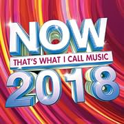 CD Image for NOW THAT S WHAT I CALL MUSIC 2018 - (VARIOUS) (2 CD)