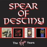 CD image for SPEAR OF DESTINY / THE VIRGIN YEARS (4CD)