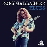 CD image for RORY GALLAGHER / BLUES