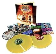 CD image for KISS / ROCKS VEGAS (COLOURED) (2LP + DVD) (VINYL)