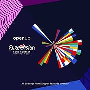 CD image for EUROVISION SONG CONTEST 2021 - (VARIOUS) (2 CD)