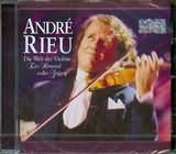CD image ANDRE RIEU / DIE WELT DER VIOLINE