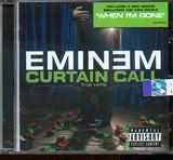 CD image EMINEM / CURTAIN CALL THE HITS