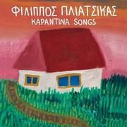 CD image FILIPPOS PLIATSIKAS / KARANTINA SONGS