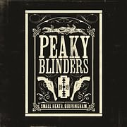 CD image for PEAKY BLINDERS - (OST) (2 CD)