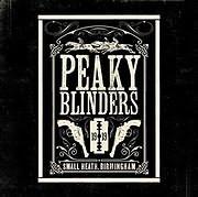 CD image for PEAKY BLINDERS (3LP) (VINYL) - (OST)