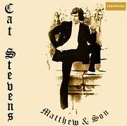 CD image for CAT STEVENS / MATTHEW AND SON (VINYL)