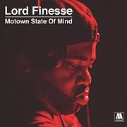 CD image for LORD FINESSE PRESENTS: MOTOWN STATE OF MIND (7 X 7INCH) (VINYL) - (VARIOUS)
