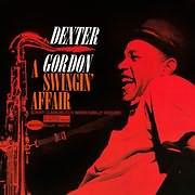 CD image for DEXTER GORDON / A SWINGIN AFFAIR (VINYL)