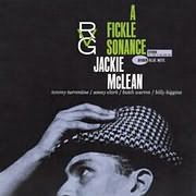 CD image for JACKIE MCLEAN / A FICKLE SONANCE (VINYL)