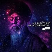 CD image for DR. LONNIE SMITH / ALL IN MY MIND (VINYL)