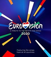 CD image for EUROVISION SONG CONTEST 2020 - (VARIOUS) (2 CD)
