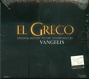 CD image for EL GRECO - VANGELIS - (OST)